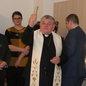 První denní centrum pro ženy v nouzi požehnal kardinál Dominik Duka